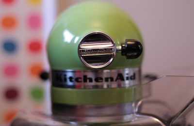My KitchenAid ! And the winner is...