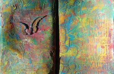 Mon journal art - Envie de couleurs