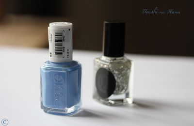 Cirque Potosi (over Essie Lapis of Luxury)