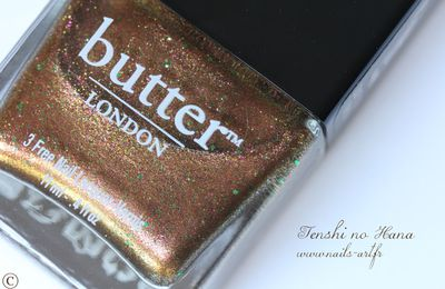 Butter London – Scuppered