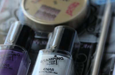 ENAS Easy Nail Art Stamping – le test