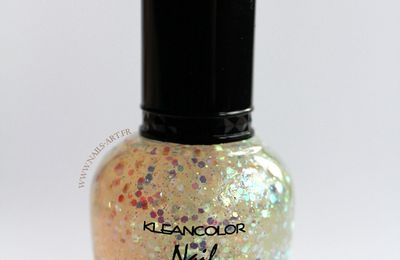 Kleancolor – Sugar Coat (vernisongles.fr)