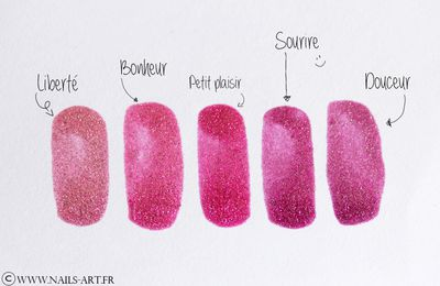 LM Cosmetic – La Vie en Rose