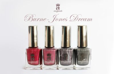 A England Burne-Jones Dream collection – Briar Rose Sleeping Beauty