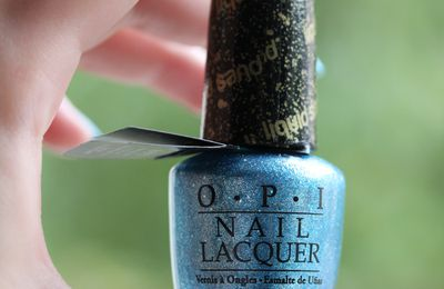 OPI James Bond Girls - Tiffany Case
