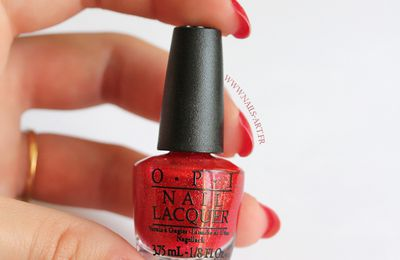 OPI Couture Minnie 2013 Magazine Cover Mouse