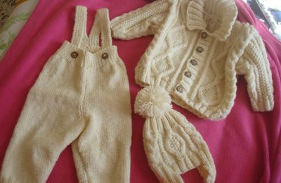 Layette d'hiver