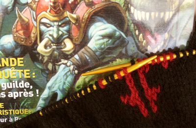 World of Warcraft, Gamer Culte, la Horde et le tricot !