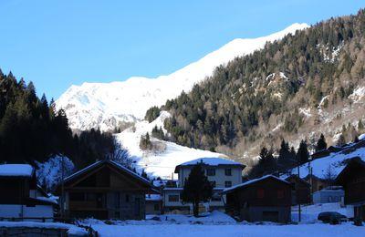 Ciaspolata alla capanna Bovarina e alpe Pradasca, 23.01.2011
