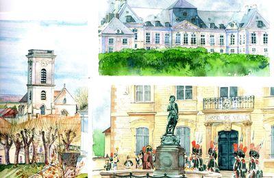 Série limitée Cartes postales Napoléon & Brienne