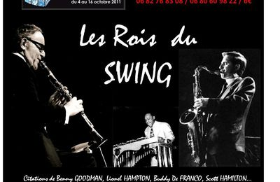 Swing and the city en concert samedi 8 au Viviers-du-Lac