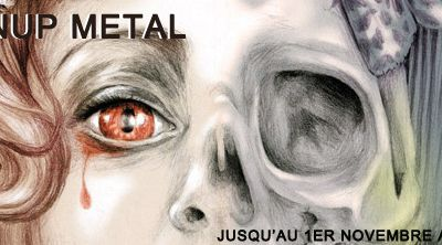 BLACK PINUP METAL Paris...