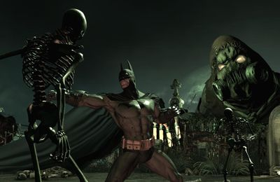Article Minute : Batman Arkham Asylum