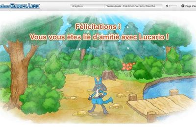 3 distributions Pokemon, 2 Via le Dream-world et 1 wifi (Edit)