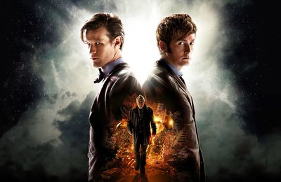 Les 50 ans. The Day of the Doctor