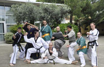 un pour tous, tous pour les arts martiaux !!