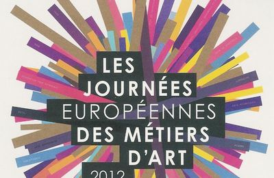 JOURNEES des METIERS d'ART en REGION-CENTRE