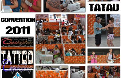 1ère Tattoo convention à Punaauia