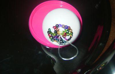 Boule en paillettes 1