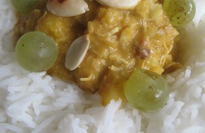 CURRY AUTOMNAL EXPRESS AU COOK'IN ET ATELIER ENFANTS/PARENTS VACANCES TOUSSAINT PRES DE TOULOUSE
