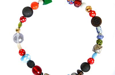 Marcel WANDERS...Rainbow Necklace