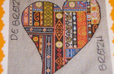 Coeur de Breizh...je me lance dans un SAL