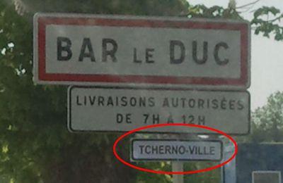 Tcherno-ville ?