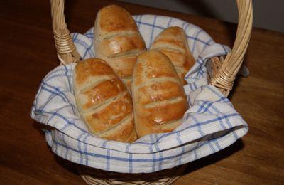 Pane profumato al rosmarino