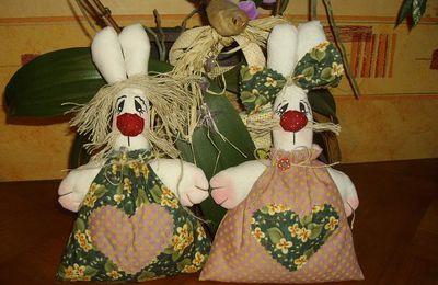 lapinette et lapineau