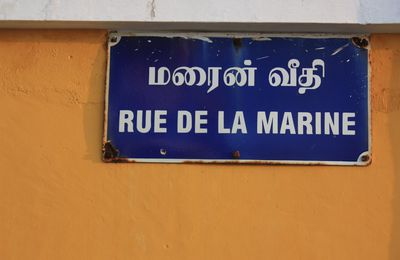 Bienvenue à Pondicherry.