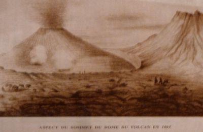 Connaître l'histoire des ascensions de la Fournaise…