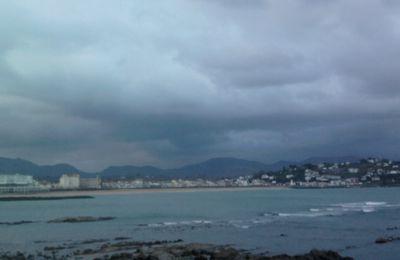 Le ciel du Lundi....