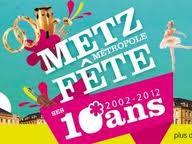 Metz Métropole : 10 ans - aller de l'avant !