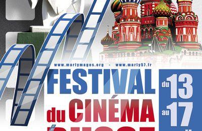 Marly : 1er Festival du Cinéma Russe du 13 au 17 avril 2011