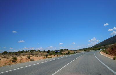 Espagne:Almansa /teruel/Albarracine