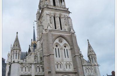 La basilique Saint Nicolas à Nantes