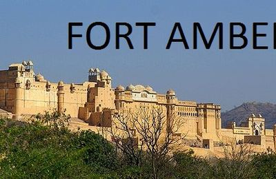 Rajasthan : le fort Amber