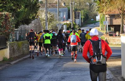 Les photos de la sortie Footing