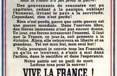 L'âme de la France est majoritairement socialo-gaulliste.