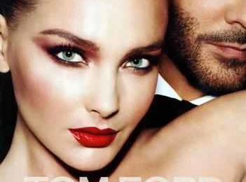 TOM FORD Beauty Fall 2012 AD