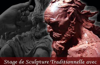 Stage de sculpture avec Alex Oliver