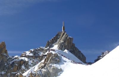 Tour Ronde / Face nord - 3792 m