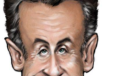 Une petite caricature de notre leader