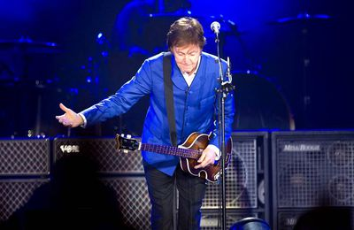 Cantines scolaires : réaction de Paul McCartney