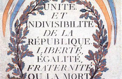 Papier peint de la Révolution