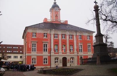 Barocke Rathäuser