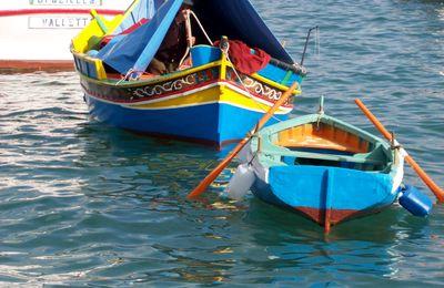 Marsaxlokk - größtes Fischerdorf auf Malta