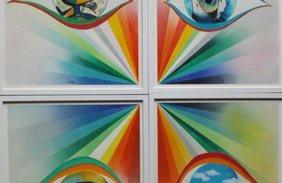The Eyes Have It – Eyes in Art by Gianpiero Actis and others - Article de Mary Gregory, New York