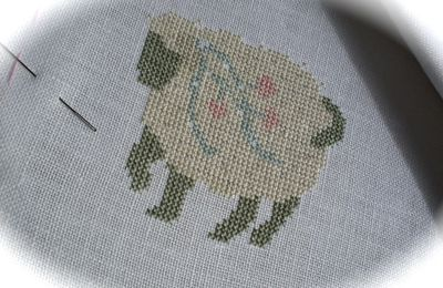 Wool Gatherer....