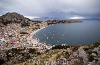 Copacabana et le lac Titicaca